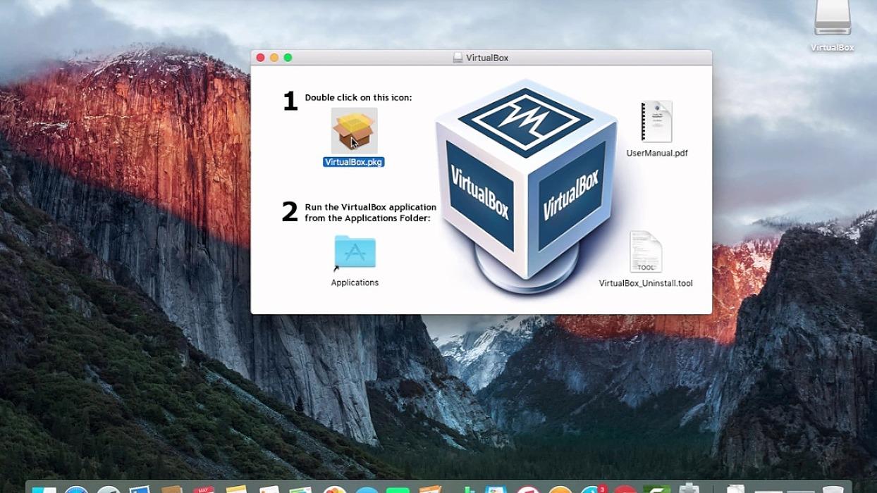 Где скачать VirtualBox на Mac OS